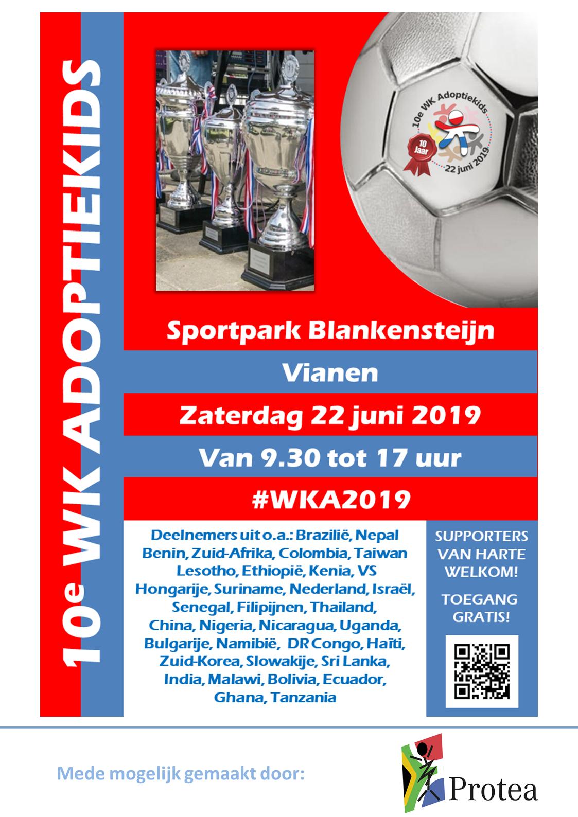 Protea WKA 2019